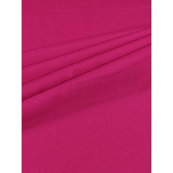 egyszínű pamutvászon /pink