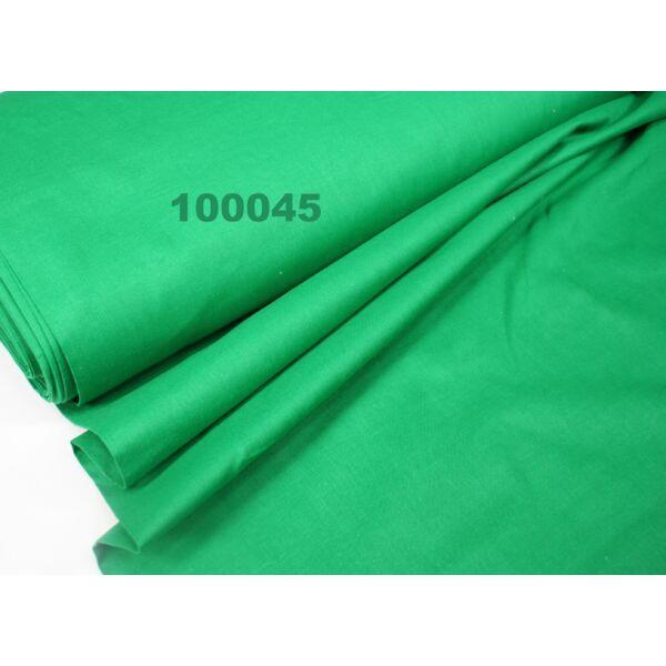 egyszínű pamutvászon /élénk zöld