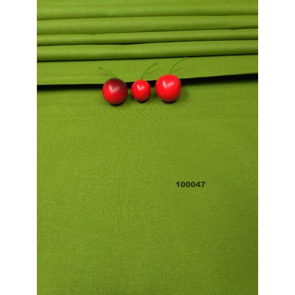 egyszínű pamutvászon /khakis zöld