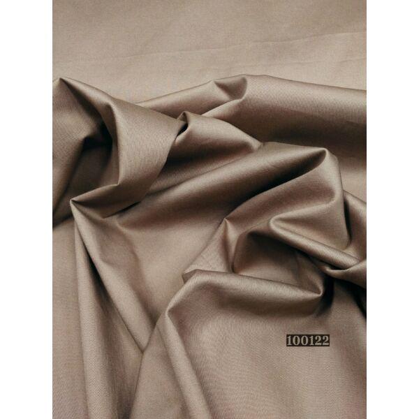 elasztikus selyemfényű vászon /Q7 /drapp
