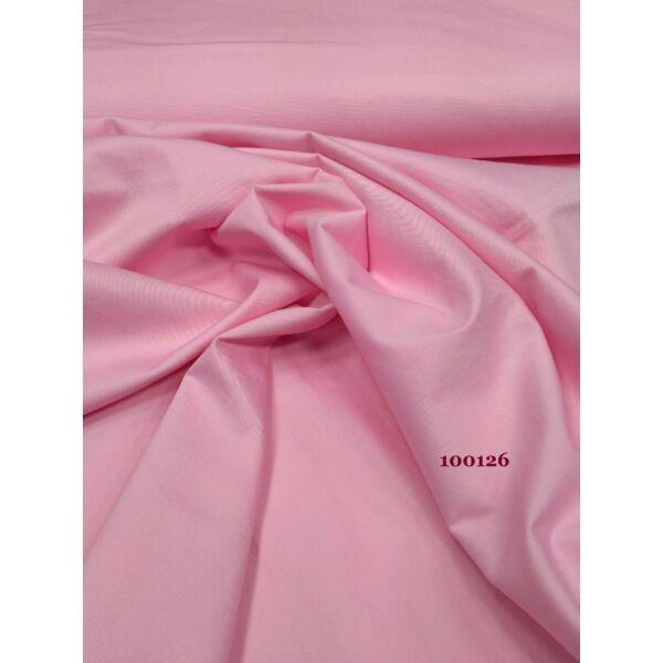 elasztikus selyemfényű vászon /Q7 /világos rózsaszín