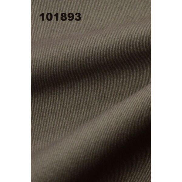 egyszínű vastag vászon /csiszolt twill /barna