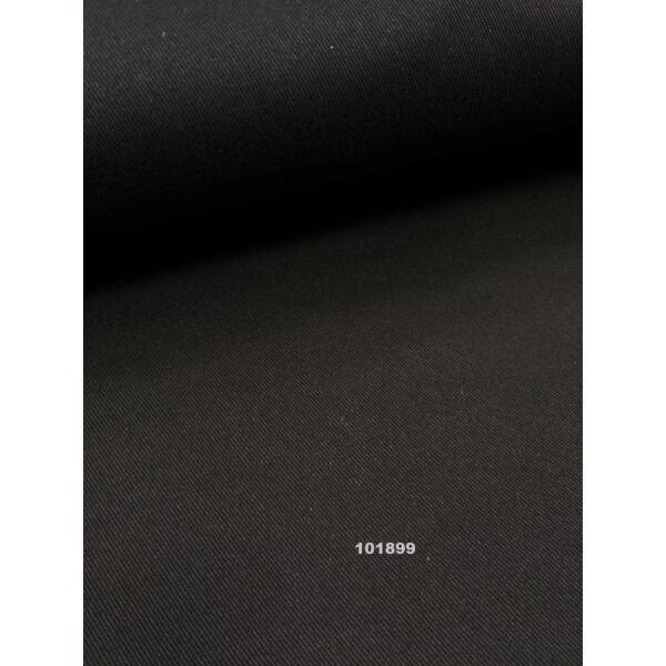 elasztikus csiszolt twill vászon /fekete