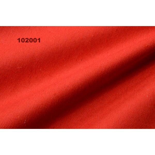 egyszínű vastag vászon /canvas /piros