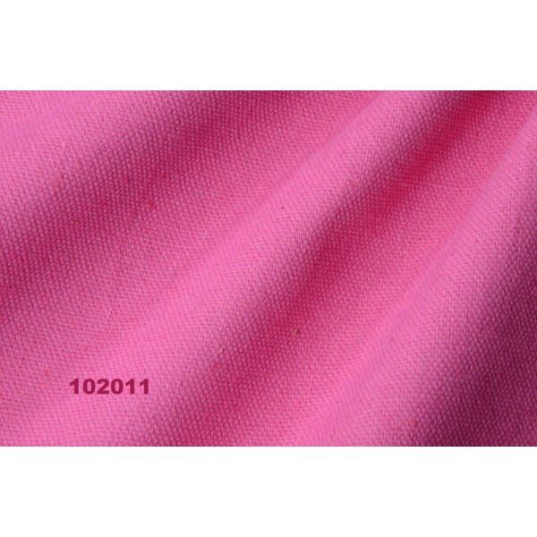 egyszínű vastag vászon /canvas /pink