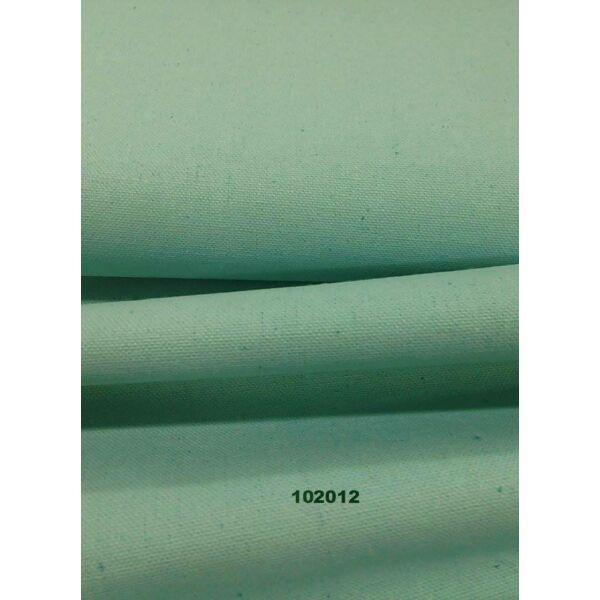 egyszínű vastag vászon /canvas /világos türkiz