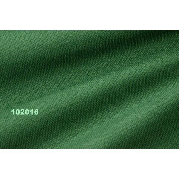 egyszínű vastag vászon /canvas /sötét zöld