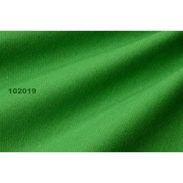 egyszínű vastag vászon /canvas /fűzöld