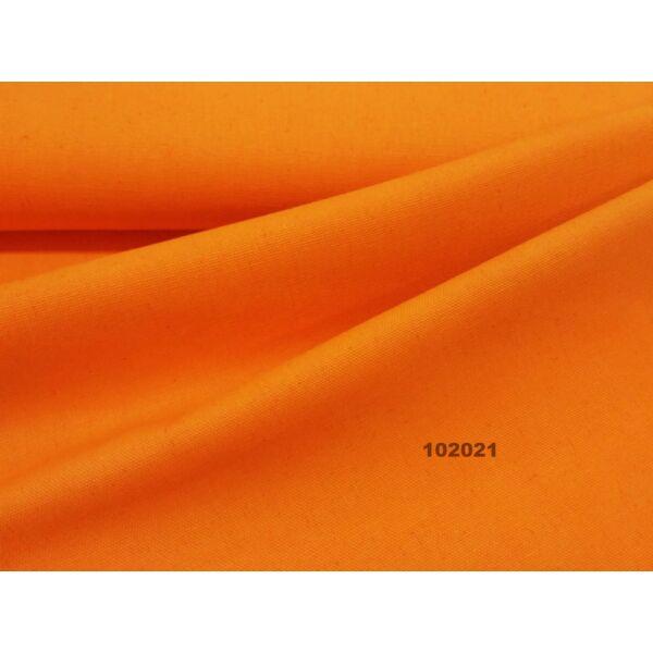 egyszínű vastag vászon /canvas /narancs sárga