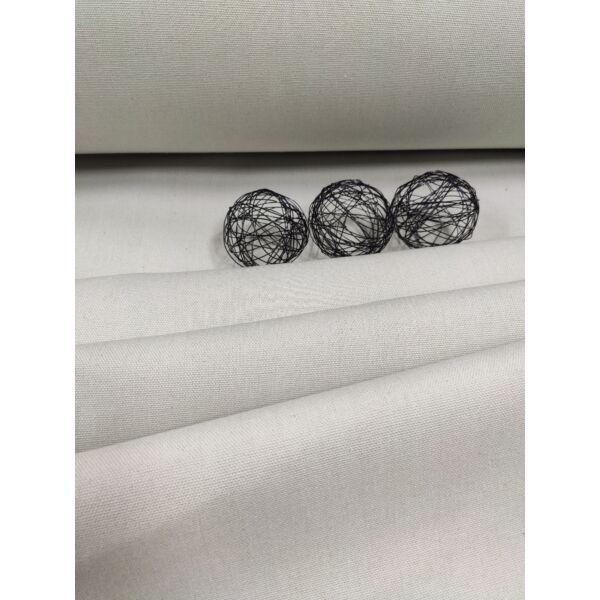 egyszínű vastag vászon /canvas /világos szürke