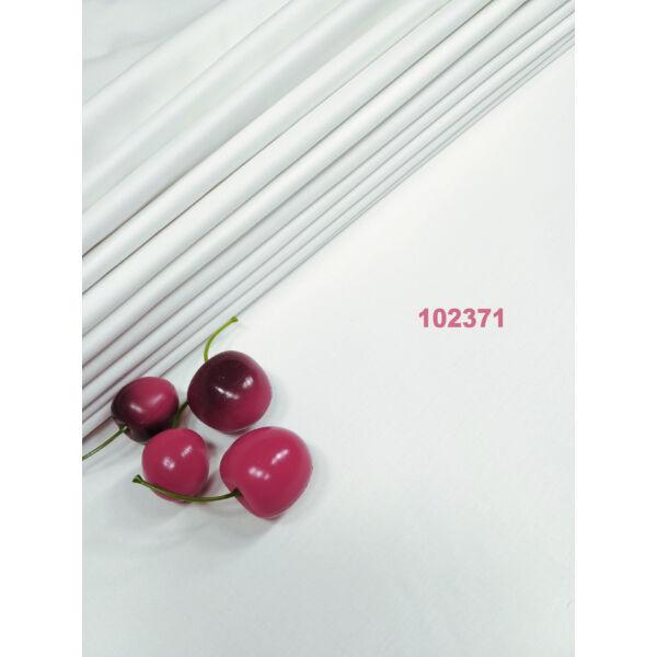 egyszínű pamutvászon /fehér lepedővászon /240 széles