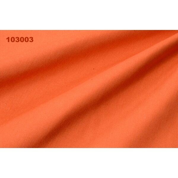 Vászon vastag erős narancssárga