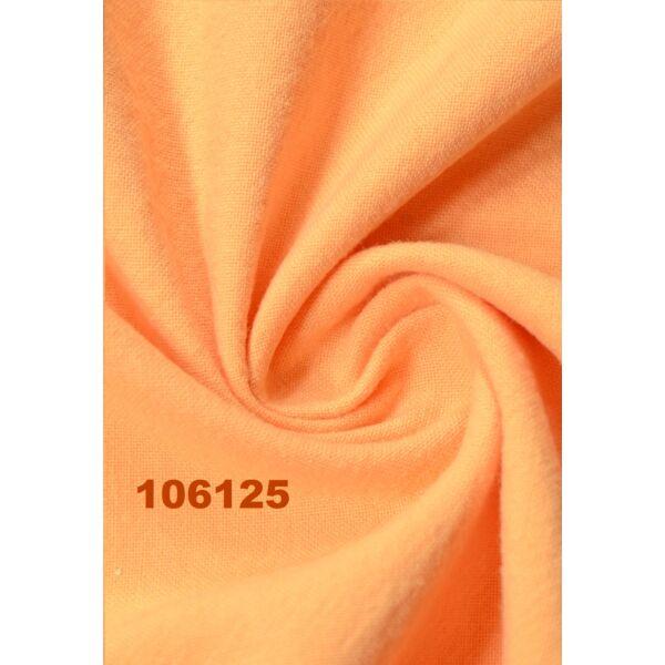 egyszínű pamutvászon Hawaii /világos narancssárga