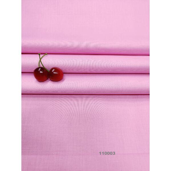 egyszínű pamutvászon /rózsaszín