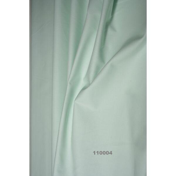 egyszínű pamutvászon /pasztell zöld