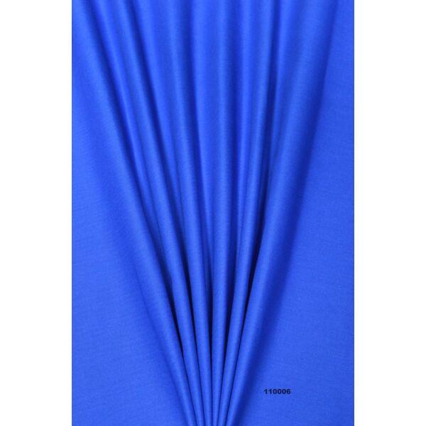 egyszínű vászon/ király kék