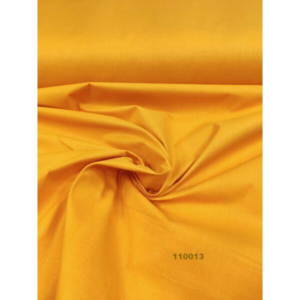 egyszínű pamutvászon/ narancssárga