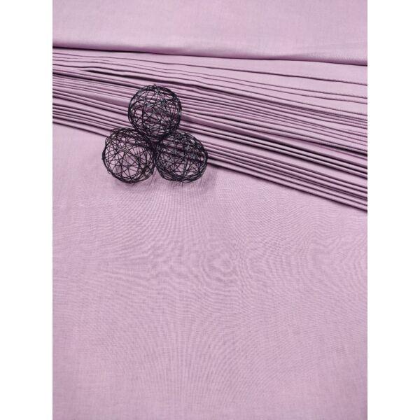 egyszínű pamutvászon /mályva-lila