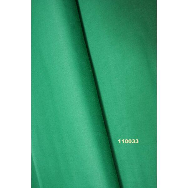 egyszínű pamutvászon /fűzöld