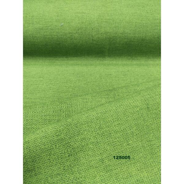 egyszínű LONETA vastag vászon /melange /fűzöld
