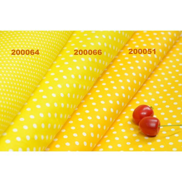 Vászon sárga-fehér mintás