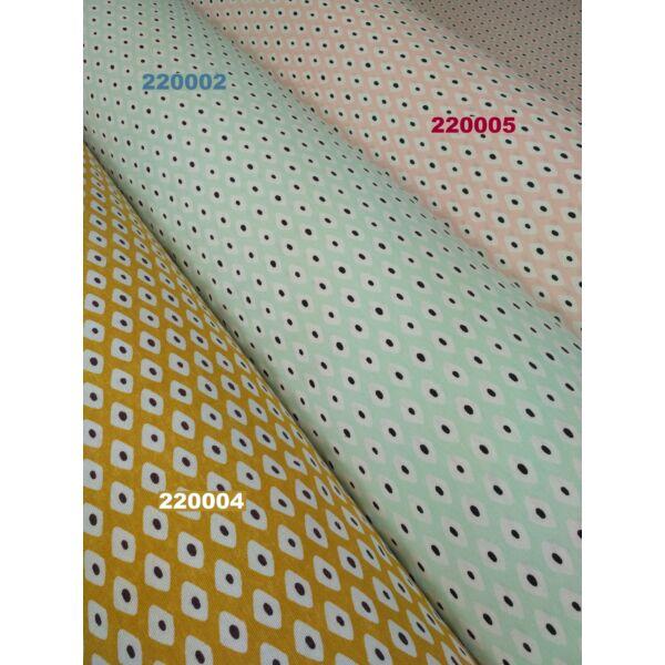 vastag vászon /geometriai mintás
