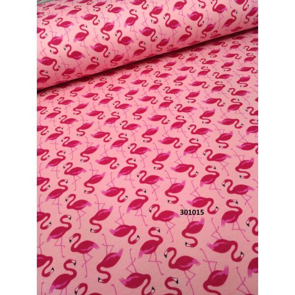 szőrös szabadidő /warmkeeper/flamingók /rózsaszín