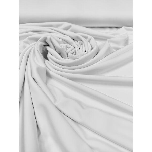 egyszínű venezia-hideg jersey /fehér