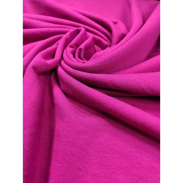 elasztikus egyszínű bolyhos futter /pink