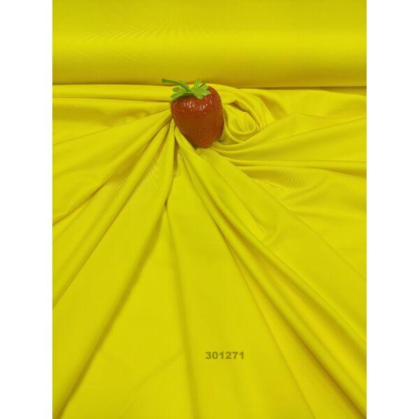 egyszínű fürdőruha jersey / napsárga
