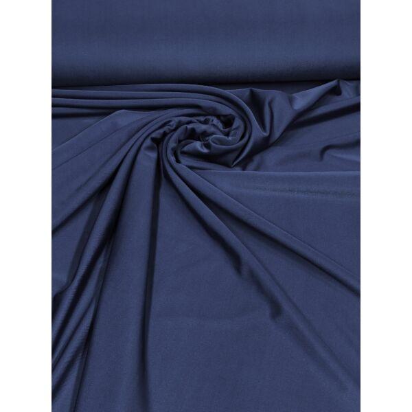 egyszínű fürdőruha jersey /sötétkék