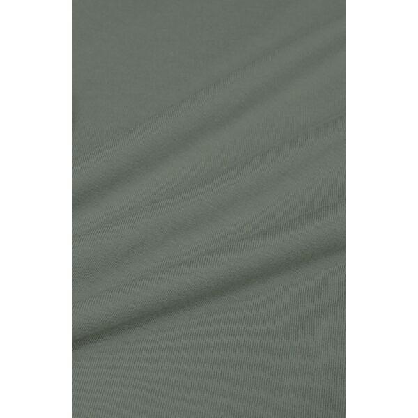 egyszínű pamut jersey /zöld