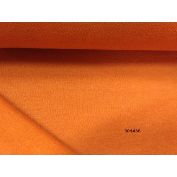 egyszínű bolyhos futter /terrakotta