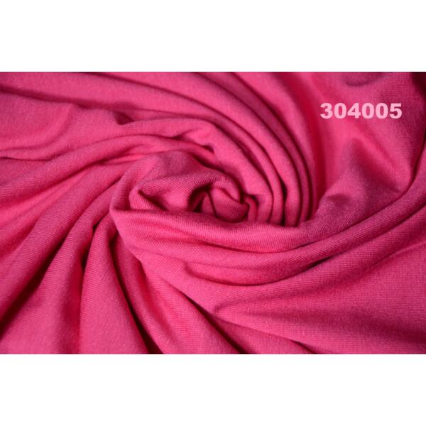 egyszínű viszkóz jersey /pink