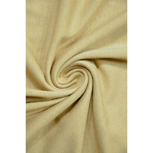 egyszínű viszkóz jersey /drapp