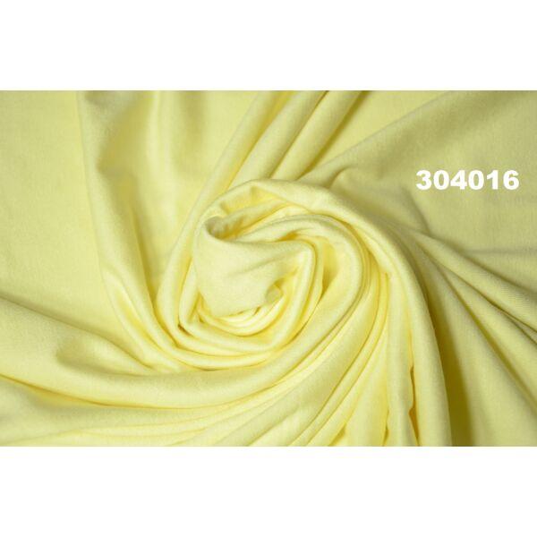 viszkóz jersey /halvány sárga(FÉLMÉTER)