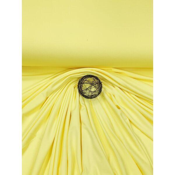 viszkóz jersey /citrom sárga