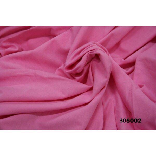 egyszínű 100% pamut jersey /pink