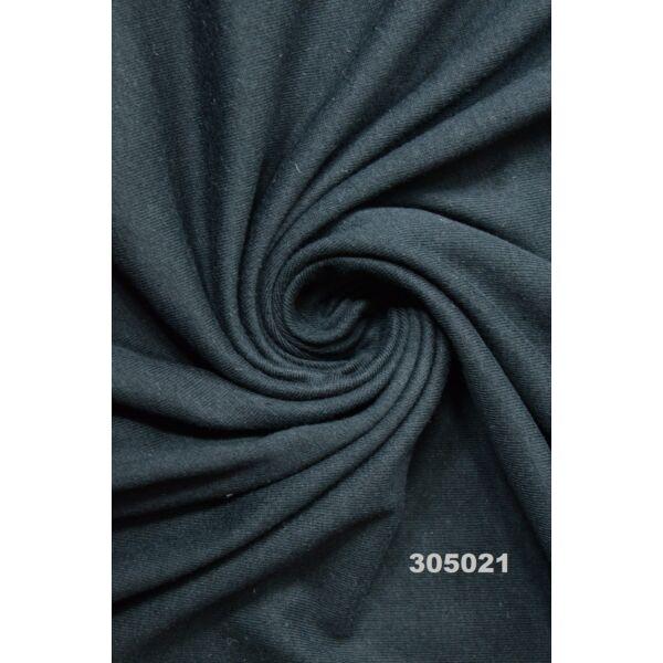 egyszínű 100% pamut jersey /fekete