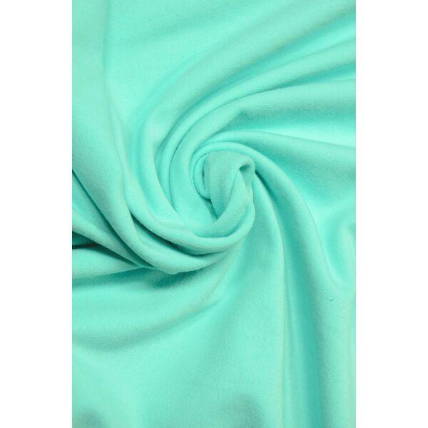 elasztikus egyszínű pamut jersey /menta