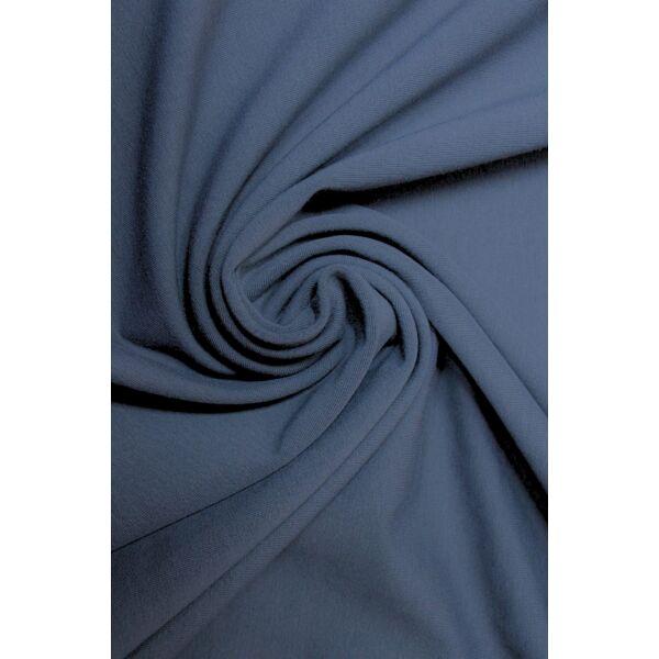 Sztreccs pamut jersey sötétszürke(FÉLMÉTER)