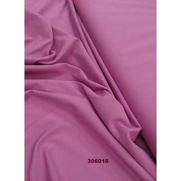 Sztreccs pamut jersey lila