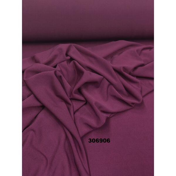 egyszínű hideg jersey /burgundy