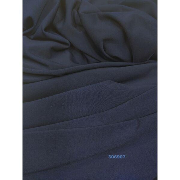 egyszínű hideg jersey /sötétkék