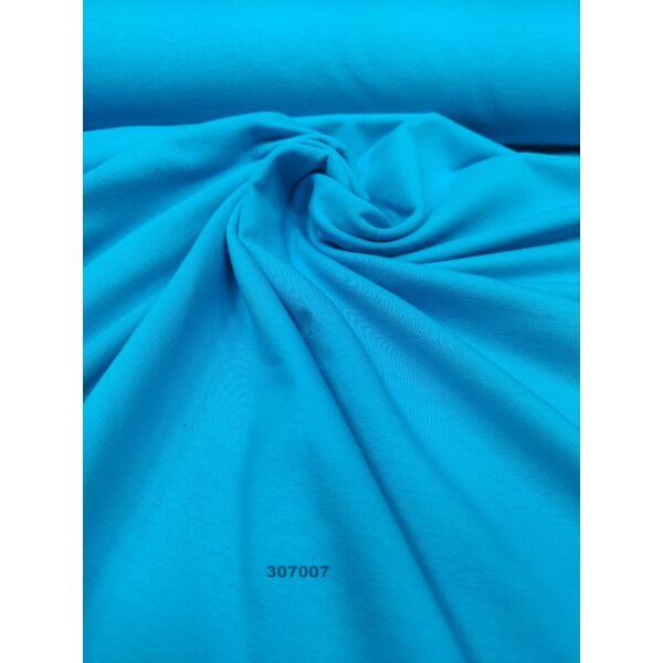 elasztikus futter/ türkiz kék