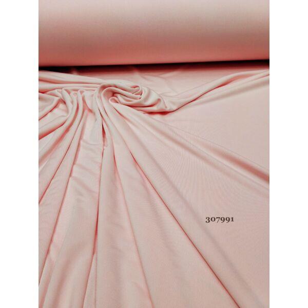 egyszínű venezia-hideg jersey /világos rózsaszín