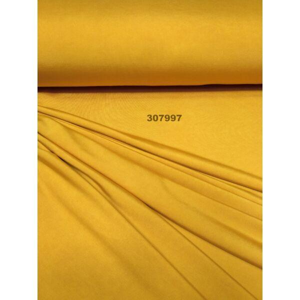 egyszínű venezia-hideg jersey /mustársárga