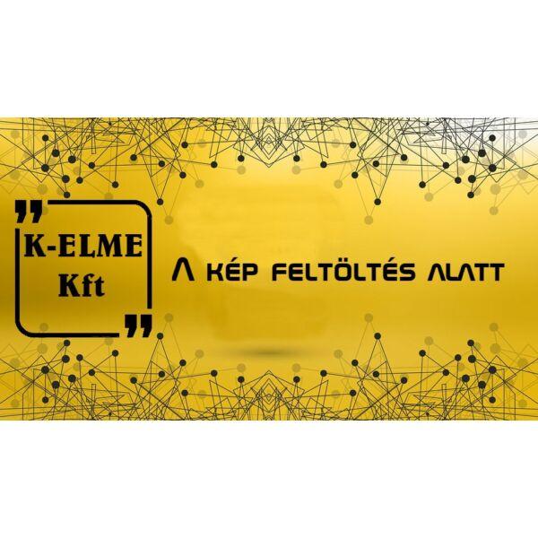 mintás flokon /Classic virágos /rózsaszín-citrom