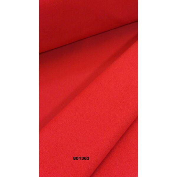 egyszínű softshell /piros
