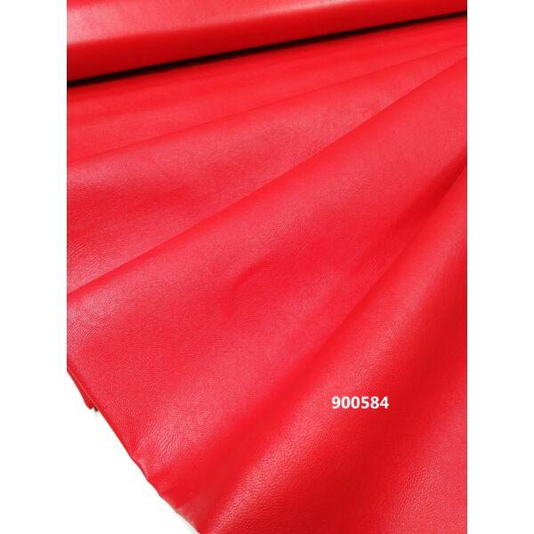 textilbőr /piros